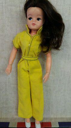 Original Early Vintage 1970s Sindy Doll in original outfit.Vgc   eBay