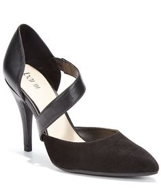 Bar III Edith Two Piece Pumps