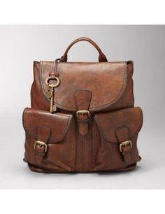 just got a leather backpack/purse! loveee it <3