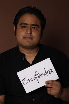 Escafandra, Alejandro Robles, Estudiante, Monterrey, México.