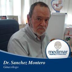 ¿Conoces nuestra unidad de ginecología? El Dr. Sanchez Montero es uno de nuestros especialistas en esta área.
