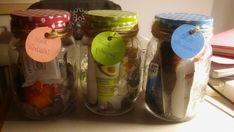 DIY inspiration ♥ Birthdays jars ♥ Cute jars :3