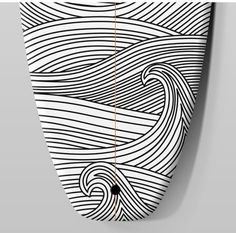black and white surfboard designs More #surfinginspiration
