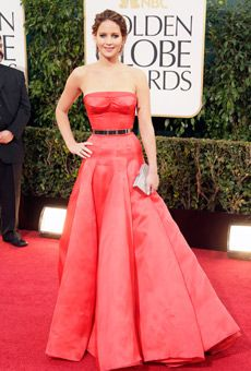 Dior Haute Couture kleid Jennifer Lawrence