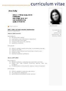 Modelos de Currículum Vítae | Plantilla de CV Gratis | LiveCareer Cómo escribir un currículum vitae para la banca - 5 pasos Tu Blog de Forma...