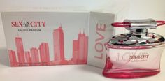 Sexy City Love By unknown oz Eau De Parfum Spray (New Packaging) for Women Perfume Storage, Perfume Display, Perfume Tray, Perfume Bottles, Top Perfumes, Fragrances, Bomb Cosmetics, Discount Perfume, Perfume Collection