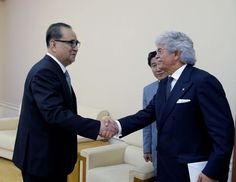 조선로동당 중앙위원회 부위원장이 이딸리아 여러 정당소속 국회의원대표단을 만났다