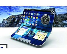 16 Innovative and Creative Tablet Concepts #mostamazinggadgets #techgadgets trendhunter.com
