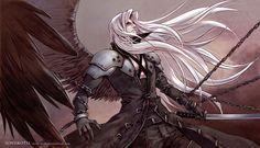 FF7 One Winged Angel by =Virus-AC on deviantART