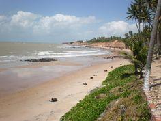 Praia de Caraúbas, Maxaranguape (RN)