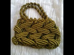 Macrame Bags with different designs - YouTube