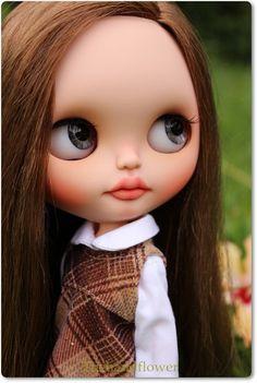 OOAK Custom original  Takara Blythe doll Urban by Thehandflower, ฿20429.75