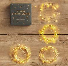 Mini white lights