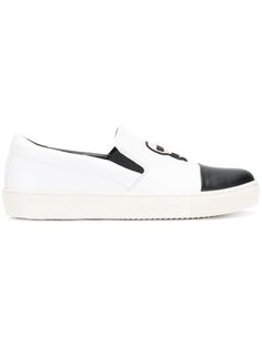 KARL LAGERFELD Kupsole slip on sneakers. #karllagerfeld #shoes #