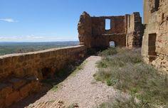 Paredes del Castillo de Montearagón