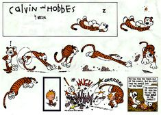 Calvin and Hobbes on Gocomics.com