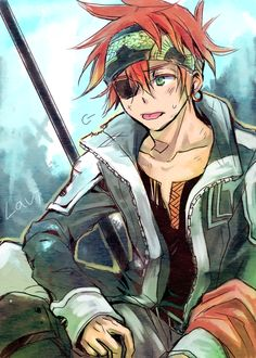 Lavi - D. Gray man