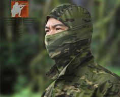 MULTICAM-TERRAIN-TROPIC-ARID-Balaclava-Ninja-Headwear-Face-Mask-Hunting-Airsoft