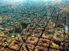Funny pictures about Barcelona from above. Oh, and cool pics about Barcelona from above. Also, Barcelona from above photos. Famous Landmarks, Famous Places, Historical Landmarks, Dubrovnik, Places To Travel, Places To See, Travel Things, Places Around The World, Around The Worlds
