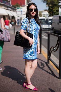 Cannes 2015 Street Style - Hollywood Reporter