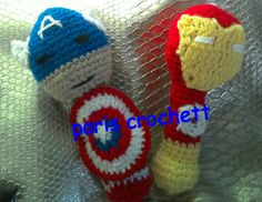 Sonajas capitan america / iron man