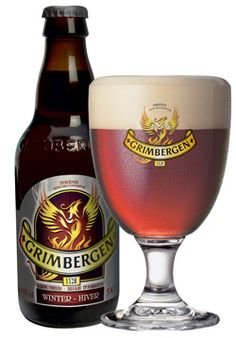 Proud to be Belgian, Grimbergen Winter, 6,5%