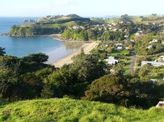 Waiheke Island, New Zealand - Paradise, a.k.a 5 min walk from my brother's house!