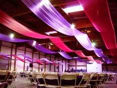 how to disguise a drop ceiling wedding | ... to Events with Charm, California Wedding Planning, Event Planning