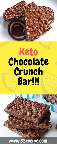 There is nothing like a delicious keto krunch bar (Low-Carb of course) when you have PCOS and are gluten free. The keto crunch bar is quick to make, and is great for a PCOS diet for weight loss and balancing hormones. Here is a recipe. Desserts Keto, Keto Friendly Desserts, Keto Snacks, Dessert Recipes, Dessert Ideas, Keto Cookies, Cookies Et Biscuits, Ketogenic Recipes, Keto Recipes