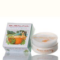 Bubalina Organic Mandarin Vanilla Spice Body Butter Creme W/Shea Butter