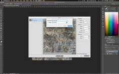 """This is """"Games 1 Textures in Photoshop"""" by  on Vimeo, the home for high quality videos and the people who love them."""