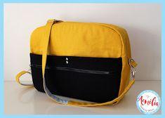 Aemilia: The Anna - de nieuwste tas van Serial Bagmakers! Fashion Backpack, Anna, Backpacks, Patterns, Bags, Accessories, Block Prints, Handbags, Backpack