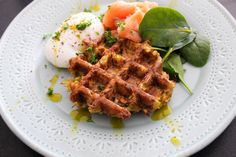 Waffle Kumara Rosti