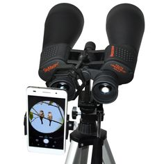 https://www.amazon.com/dp/B013D2ULO6 Gosky Universal Cell Phone Adapter Mount - Compatible with Binocular Monocular Spotting Scope Telescope and Microscope