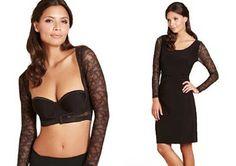 Domestic Sluttery: January 2013 adding sleeves to a sleeveless dress