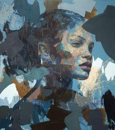 Portrait Painting-Lionel Smit