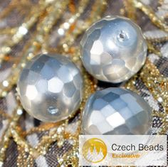 ✔ What's Hot Today: Faceted Silver Large Round Czech Glass Beads Silver Faceted Large Silver Fire Polished Bead Czech Fire Polish Bead 14mm 4pc https://czechbeadsexclusive.com/product/faceted-silver-large-round-czech-glass-beads-silver-faceted-large-silver-fire-polished-bead-czech-fire-polish-bead-14mm-4pc/?utm_source=PN&utm_medium=czechbeads&utm_campaign=SNAP #CzechBeadsExclusive #czechbeads #glassbeads #bead #beaded #beading #beadedjewelry #handmade