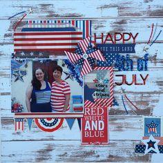 Happy+4th+of+July - Scrapbook.com
