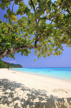 Just south of Thailand peninsula, Ko Lanta Beach is one of the top most beautiful beaches in the world #Beaches
