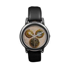 Mein #Artikel mit dem #Motive #Steampunk #Uhr befindet sich nun auf dem #Zazzle-#Marktplatz!  Steampunk Uhr 45,95 €