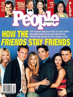 photo | Friends, Courteney Cox Cover, David Schwimmer Cover, Jennifer Aniston Cover, Lisa Kudrow Cover, Matt LeBlanc Cover, Matthew Perry C...
