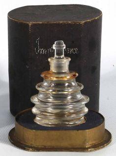 R. Lalique Imprudence Perfume Bottle