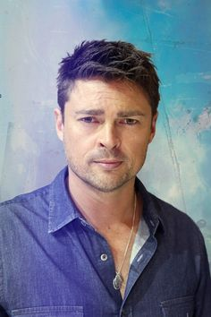 Karl Urban is the man, next to Chris Pine of course