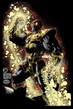 Thanos by Philip Tan