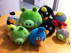85 Cool Angry Birds Merchandise You Can Buy