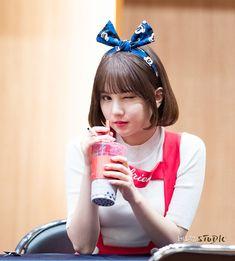 160805 여자친구 영등포 팬싸인회 은하 :: 레오전 STUDIO