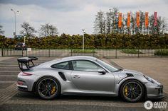 Porsche 991 GT3 RS in Vught, Netherlands In elke kleur een gruwelijk gaaf apparaat!