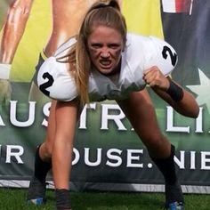 Stephanie Jo Pyke Western Australia Angels 2013