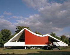 serpentine pavilion 2003 – Oscar Niemeyer - Buscar con Google