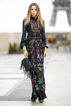Street Fashion Haute Couture 2016   Harper's Bazaar Romania